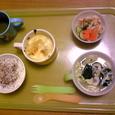 グラタン&野菜スープ&サラダ